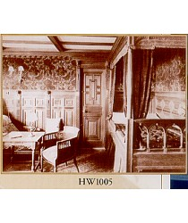 Titanic First Class Suite