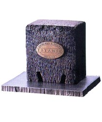 Titanic Anti-Vibration Engine Block